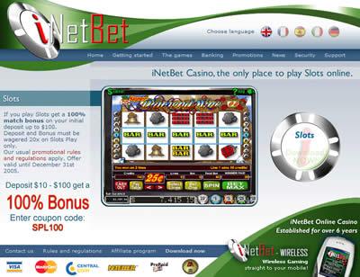 Inbet Casino